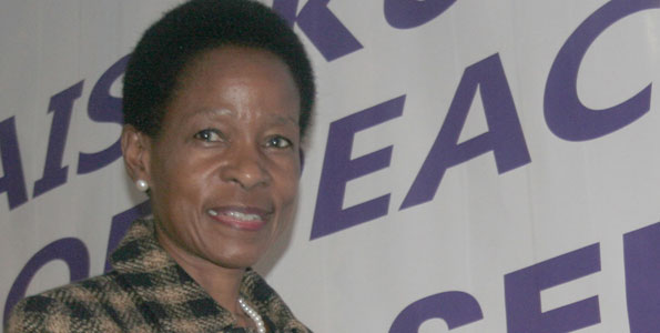 Tibaijuka is Tanzania New Housing Minister
